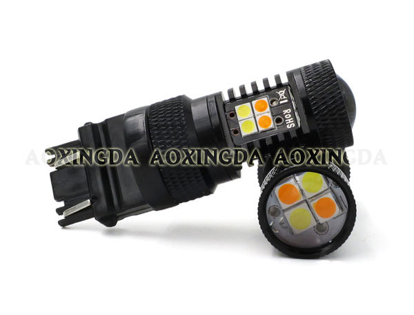 3157 42W dual color LED