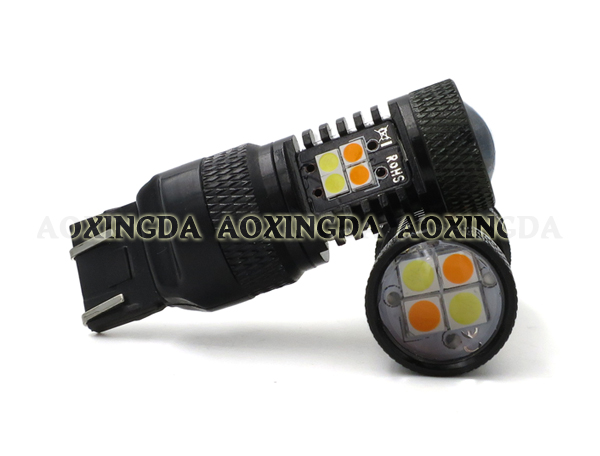 7443 42W dual color LED