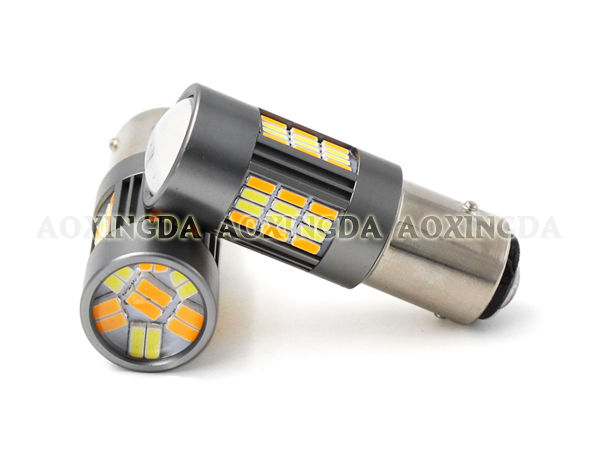 1157 4014-66SMD dual color