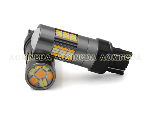 7443 4014-66SMD dual color LED